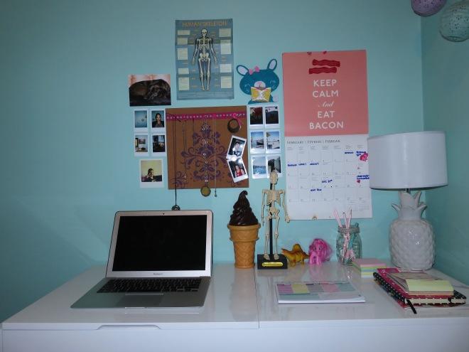 desk, office