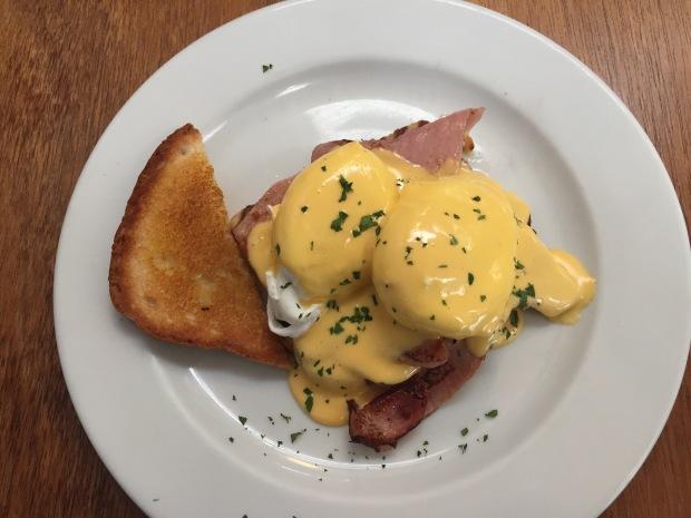 food, love, eggs benedict, brunch, grateful