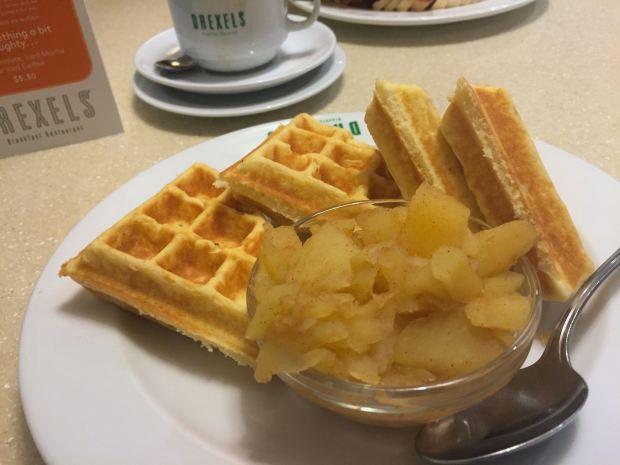 drexels, breakfast, brunch club, brunch, eateries, wellington