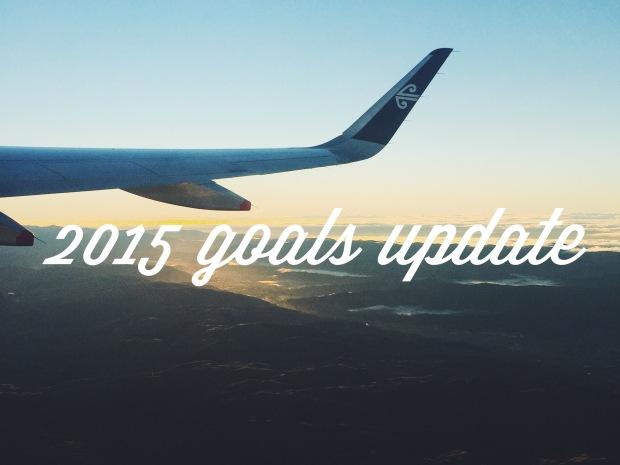 goals, update, life update, goals update, 2015 goals